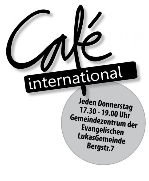 Cafe International der Flüchtlingsinitiative